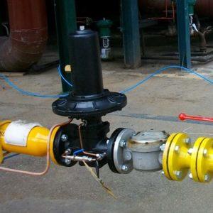 Линейка регуляторов высокого расхода газа