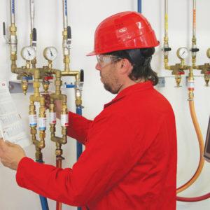 Централизованные системы подачи газа