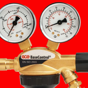 Регуляторы крупногабаритные GCE - BASE CONTROL